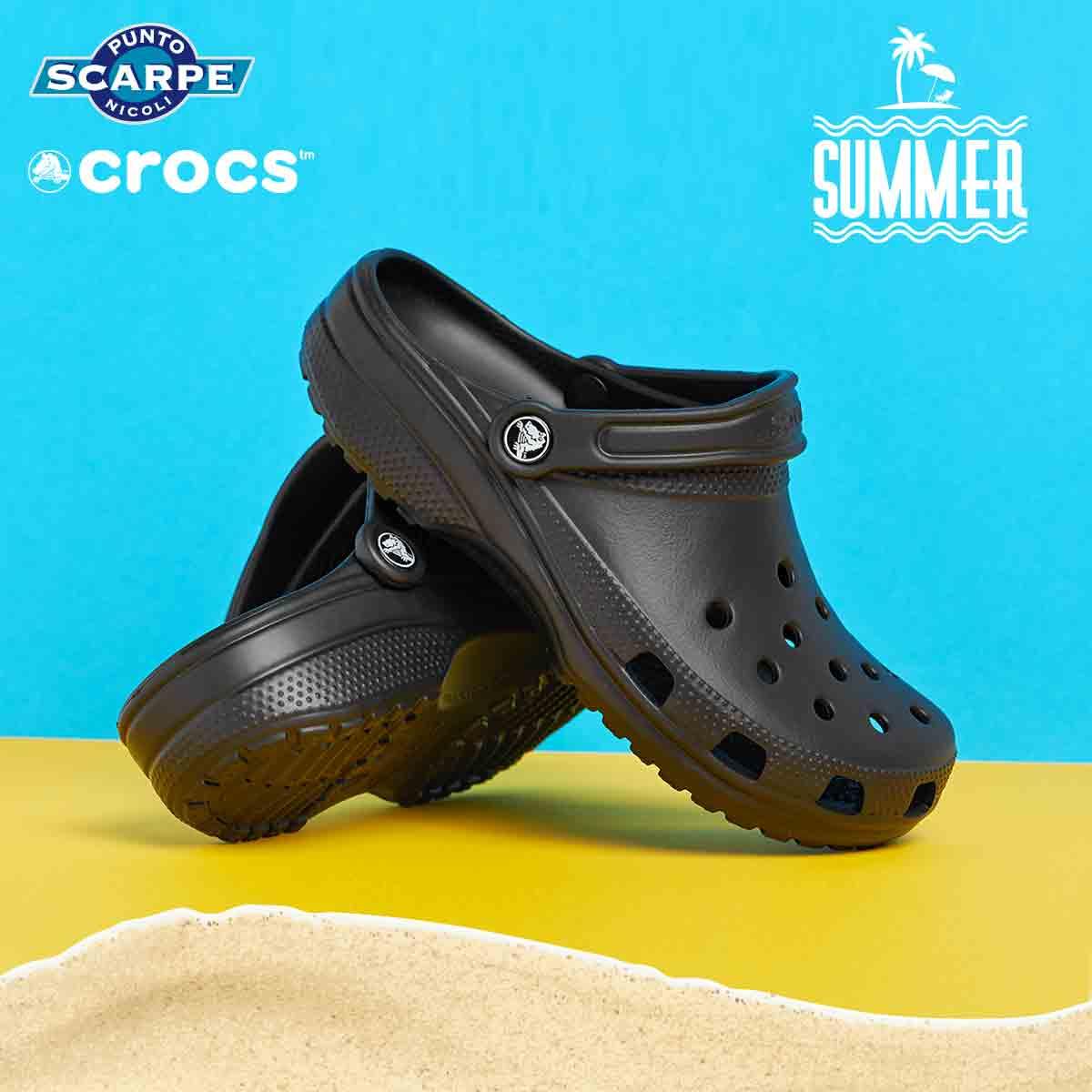 buy popular 73829 0fb00 Crocs ciabatte per bambino | puntoscarpenicoli